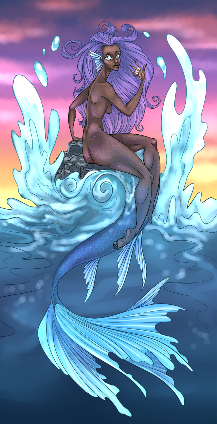 shapeshifting siren