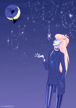 Spiderweb Stars