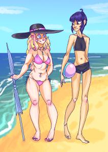 blair and chloe