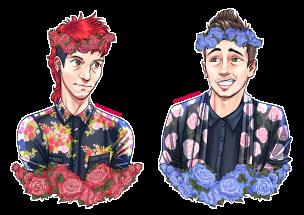 flower crowns tumblr